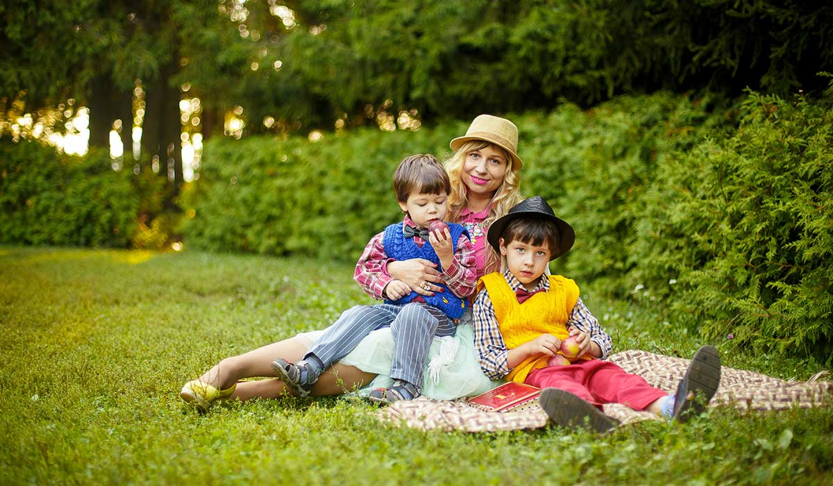 5 Ways to Help Your Kids Manage Strong Emotions